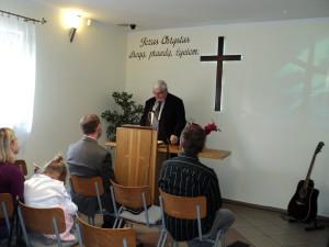 Gość br. Aleksander Marekwia